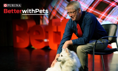 Purina Better With Pets Summit 2015, Dog & His Boy deaf dog blog